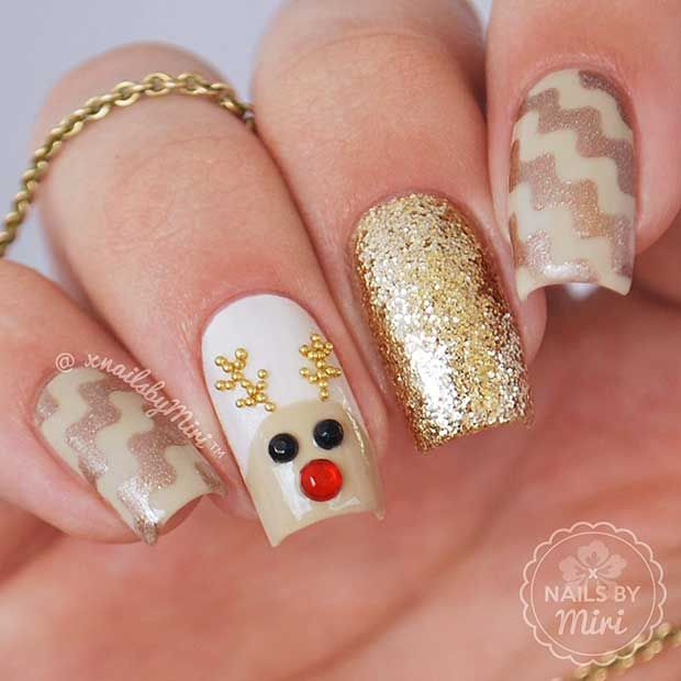 nail designs for christmas best 20 christmas nails ideas on pinterest disney christmas trend